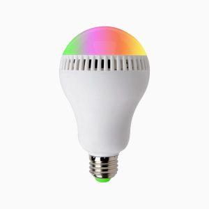 Hoparlörlü LED Lambalar