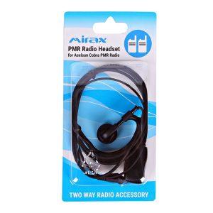 Mirax PMR Telsiz Kulaklıklar