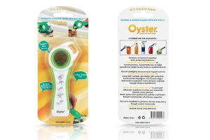 Oyster - 5 Fonksiyonlu Açacak