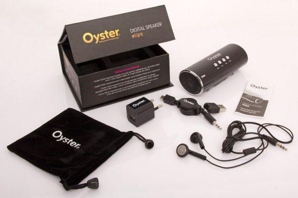 Oyster - Elips Hoparlör