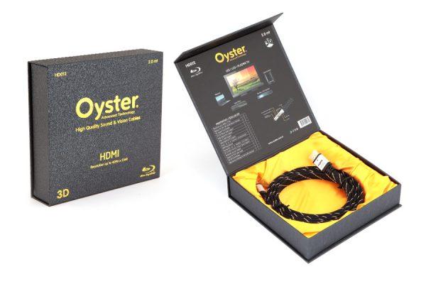 Oyster - HD012 HDMI Kablo 2.0mt
