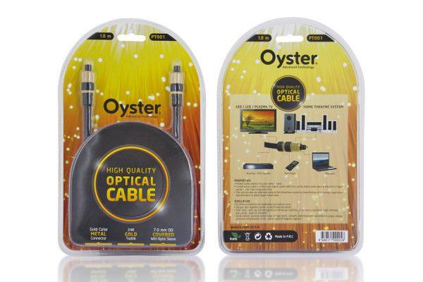 Oyster - PT001 Optik Kablo 1.8mt