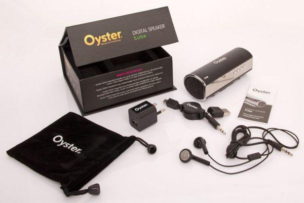 Oyster - Tube Hoparlör