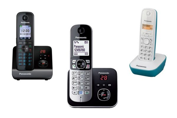 Panasonic Deck Telefonlar