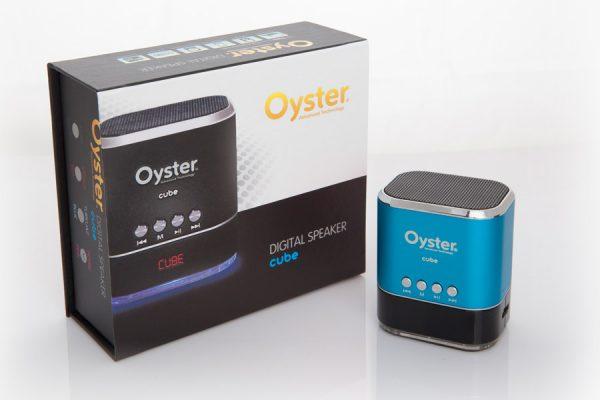 Oyster - Cube Hoparlör